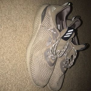Men's Adidas Alphabounce shoes size 12